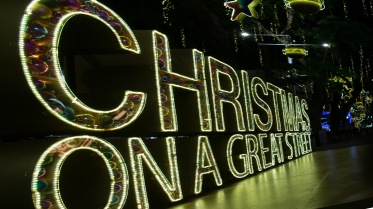 Christmas on Orchard Street
