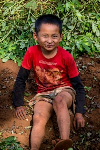 Peanut Kid in Thailand