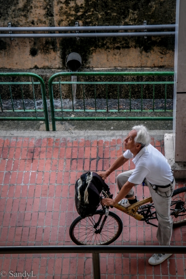 Rochor resident - waiting to go