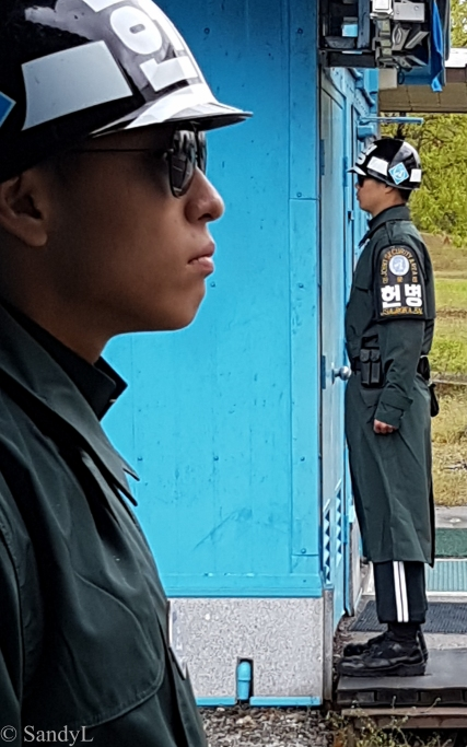 North & South at the DMZ