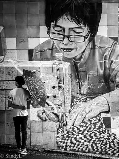 Ihwa Mural-LR BW-