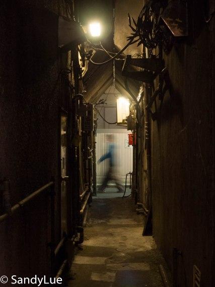 Tokyo Alleys
