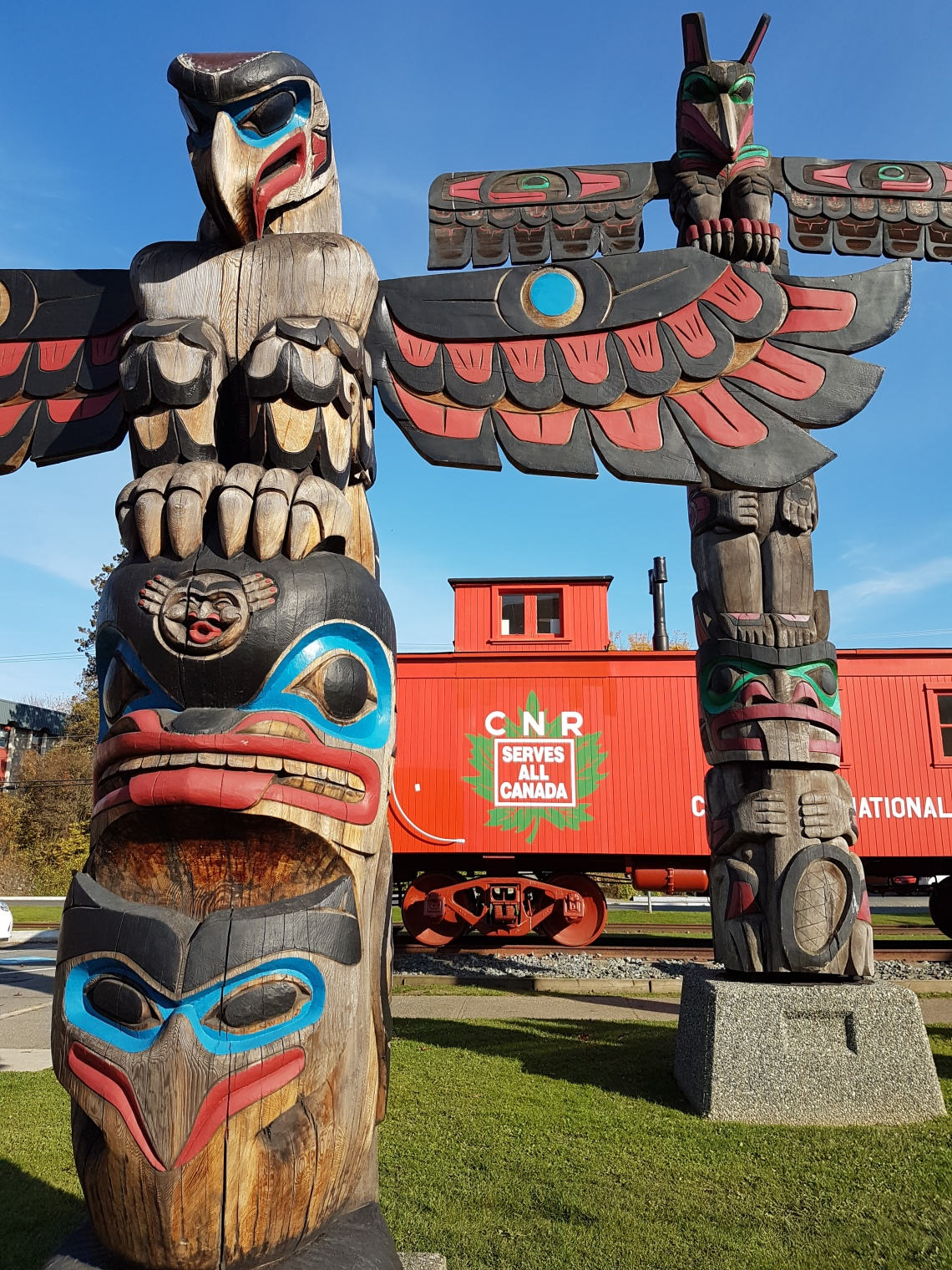 Totems by Doug LaFortune