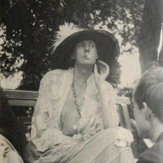 Photo: Lady Ottiline Morrell