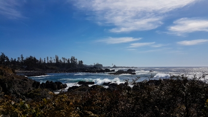 Wild Pacific Trail, starting from Black Rock