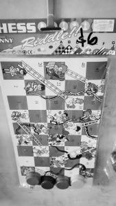 Chutes n Ladders - Old School-173600969