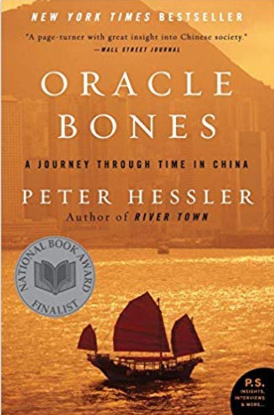 5.OracleBones - Peter Hessler