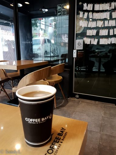Seoul coffe shop