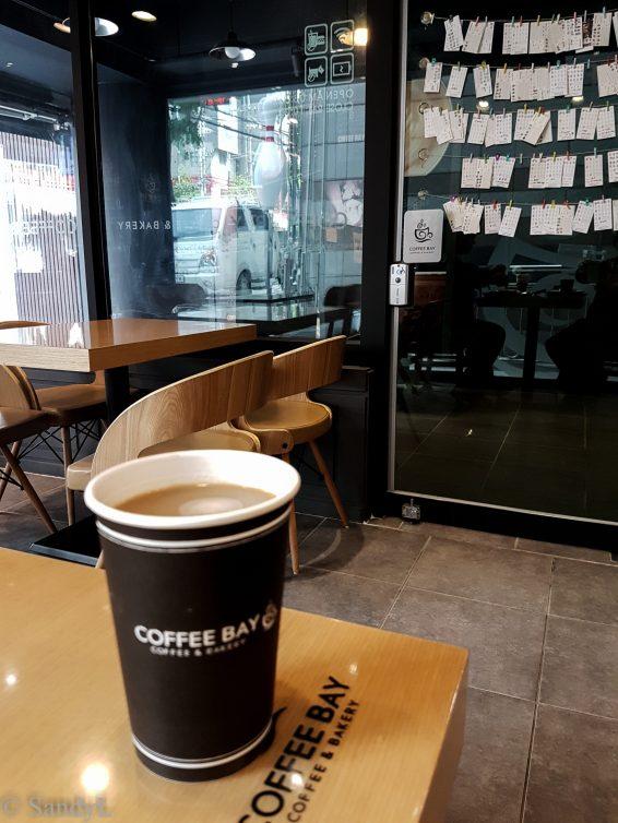 Seoul coffe shop