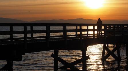 Davis Bay Sunrise